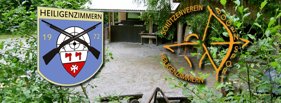 Willkommen auf der Homepage des Schützenvereins Heiligenzimmern e.V.